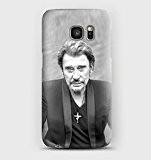 Adieu Johnny coque pour Samsung S6, S7, S8, S9, A3, A5, A7, J3, J5, Note 4, 5, 8, Grand prime,