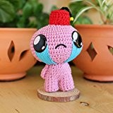 Crochet Judas Amigurumi en Peluche, The Binding of isaac