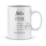 Mug maître à personnaliser avec le prénom de votre enfant - Cadeau pour maître personnalisé - cadeau maître pour la ...