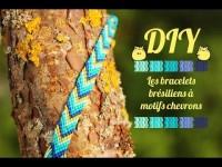 DIY - Bracelets brésiliens