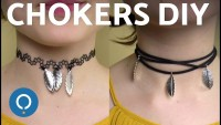 DIY - Colliers choker