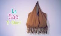 DIY : Faire un sac avec un T-Shirt