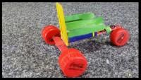 Tricycle 9v -Jouet DIY