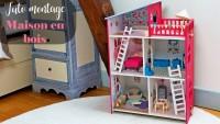 DIY - Une maison en bois pour figurines
