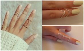 DIY Bague super facile ♡