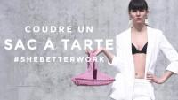 TUTO COUTURE - SAC À TARTE