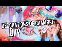 DIY DÉCORATIONS DE CHAMBRE TUMBLR!!