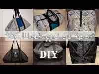 Coudre un Sac - Tuto Couture DIY Facile
