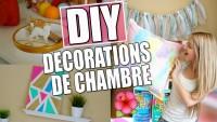 DIY - DÉCORATIONS DE PRINTEMPS POUR TA CHAMBRE !